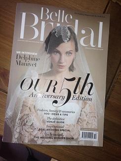 BellebridalFront Cover