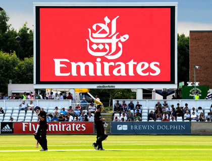 emirates riverside cricket ground wedding fair